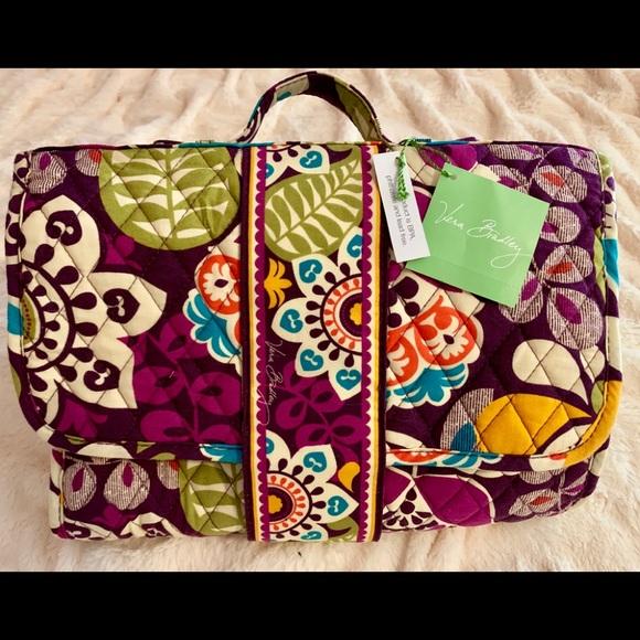 Vera Bradley Other - Gorgeous Vera Bradley Travel changing pad bundle